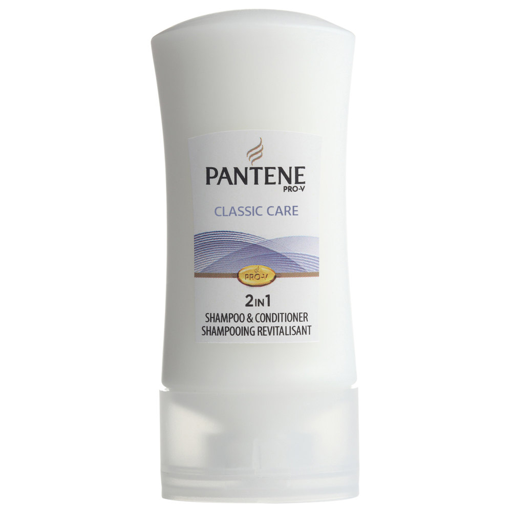 Pantene Pro-V 2-in-1 Shampoo and Conditioner Bottle 0.75 ...