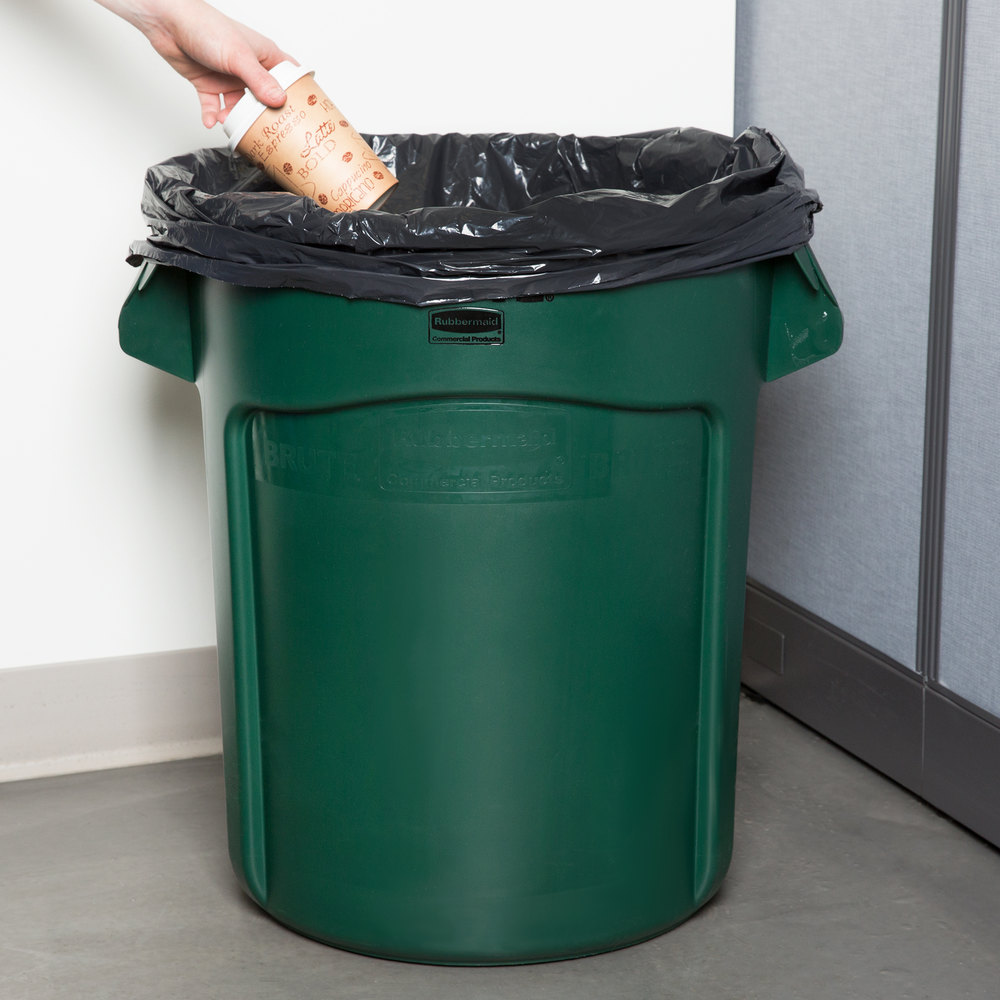 Rubbermaid Commercial Products  Trash Cans  Trash