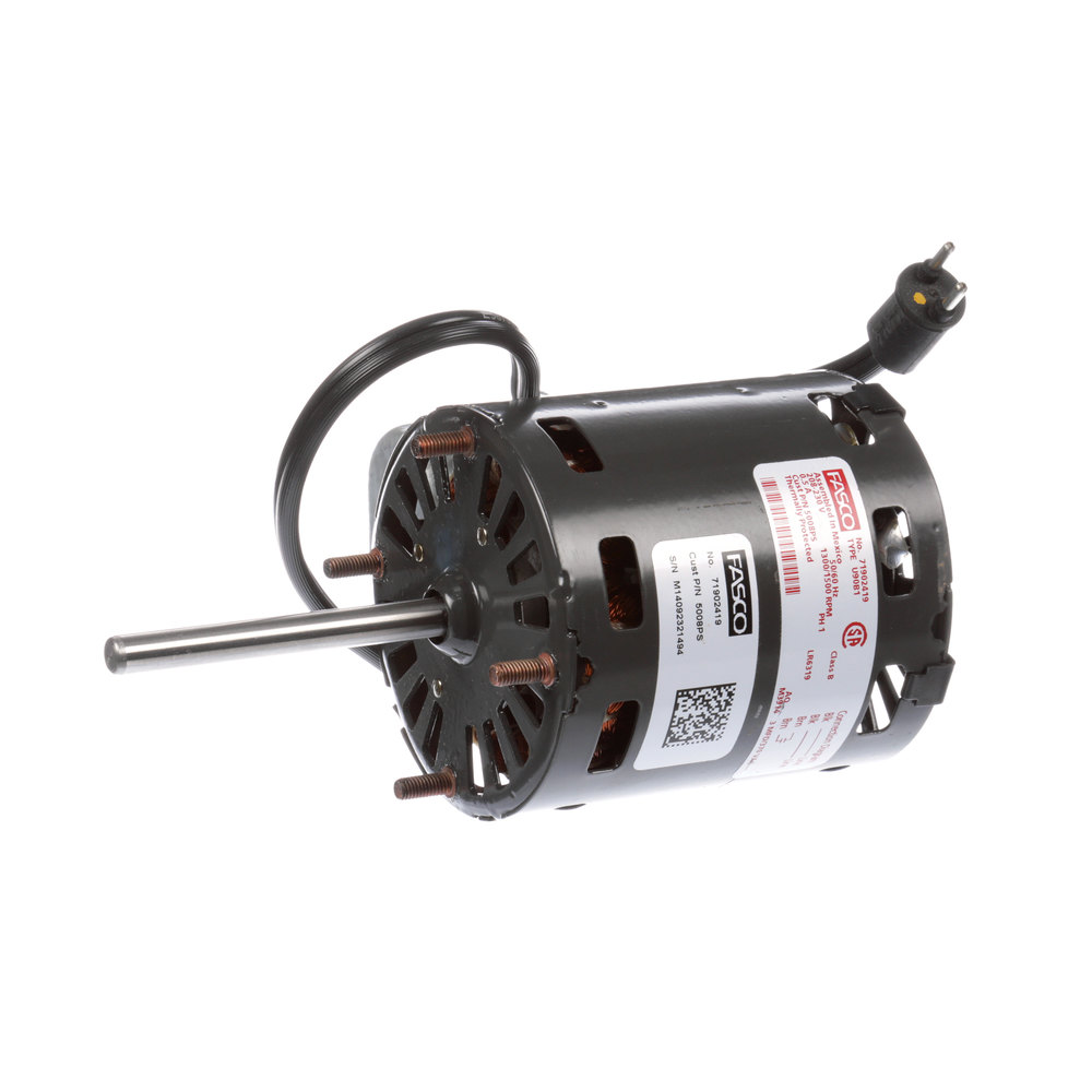 Heatcraft 5008ps Cond Fan Motor