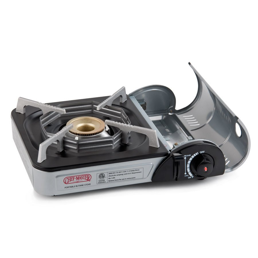 Burner High Performance Butane Countertop Range / Portable Stove ...