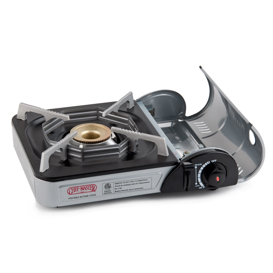 Countertop Stove Burners : Burner High Performance Butane Countertop Range / Portable Stove ...