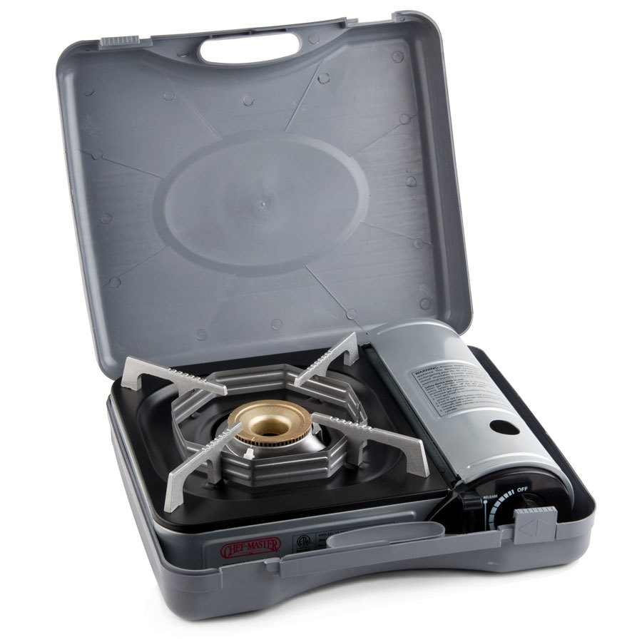 Best Countertop Portable Stove : ... Performance Butane Countertop Range / Portable Stove with Brass Burner