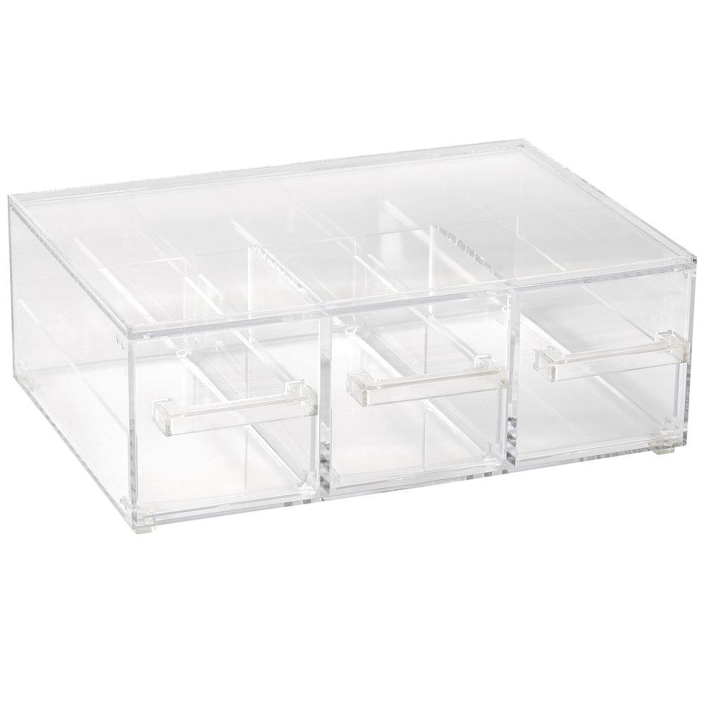 Tin bread box drawer insert - Berghoff Cubo Bread Bin Reviews Wayfair