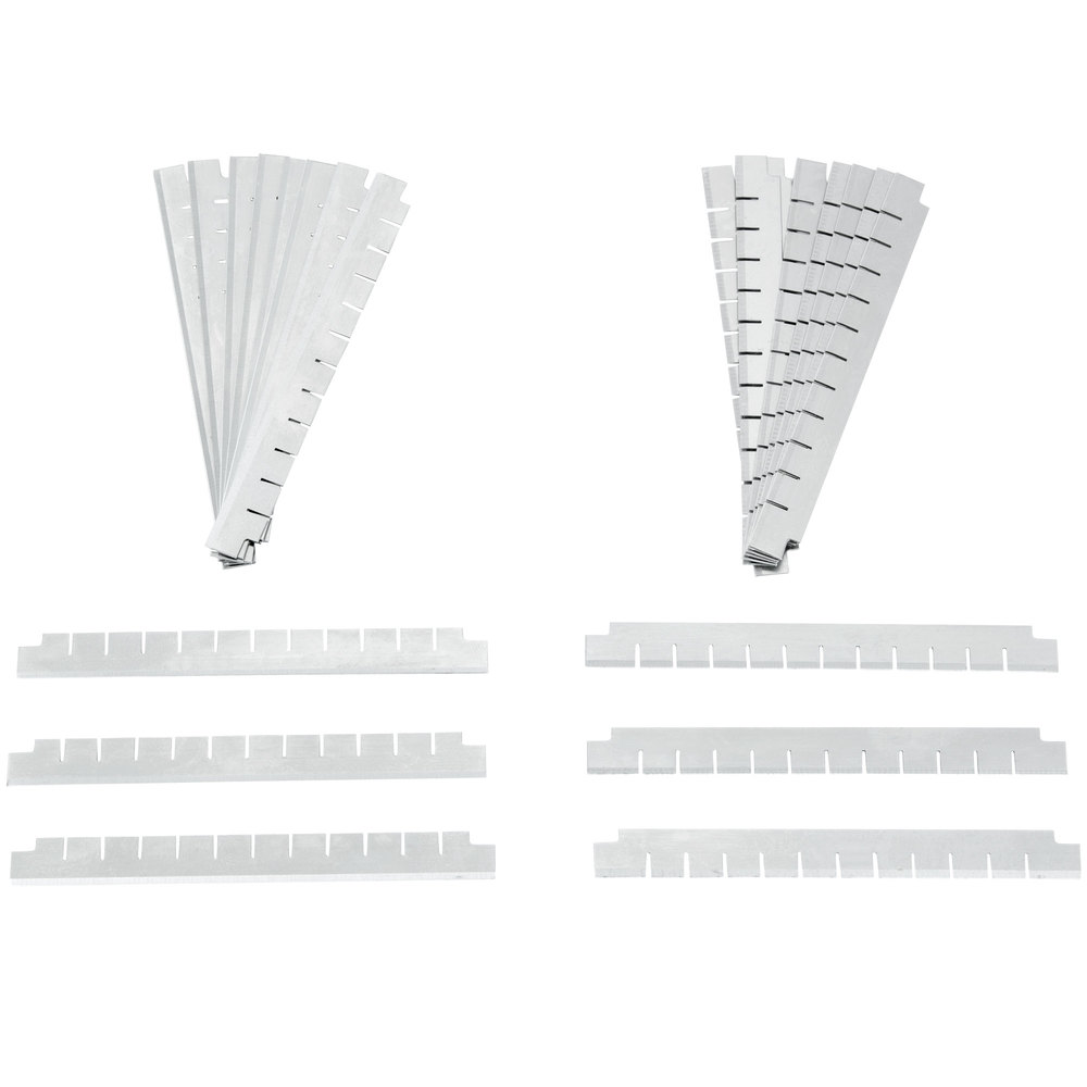 "Nemco 436-1 1/4"" Easy Chopper Vegetable Dicer Replacement Blade Set"