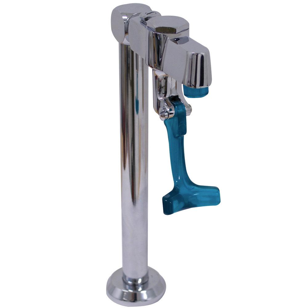 Advance Tabco K 54 8 1 4 Quot High Deck Mount Glass Filler Faucet