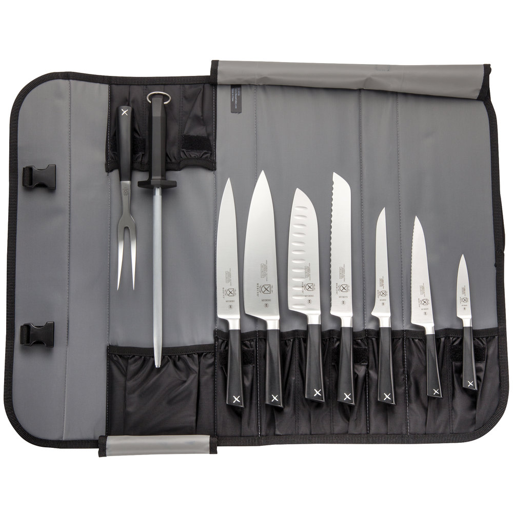 100 professional kitchen knives set victorinox for Kitchen devil knife set 9