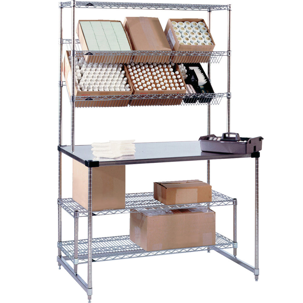 "Metro SWHPS3048 Amenity Pick Station - 30"" x 48"""