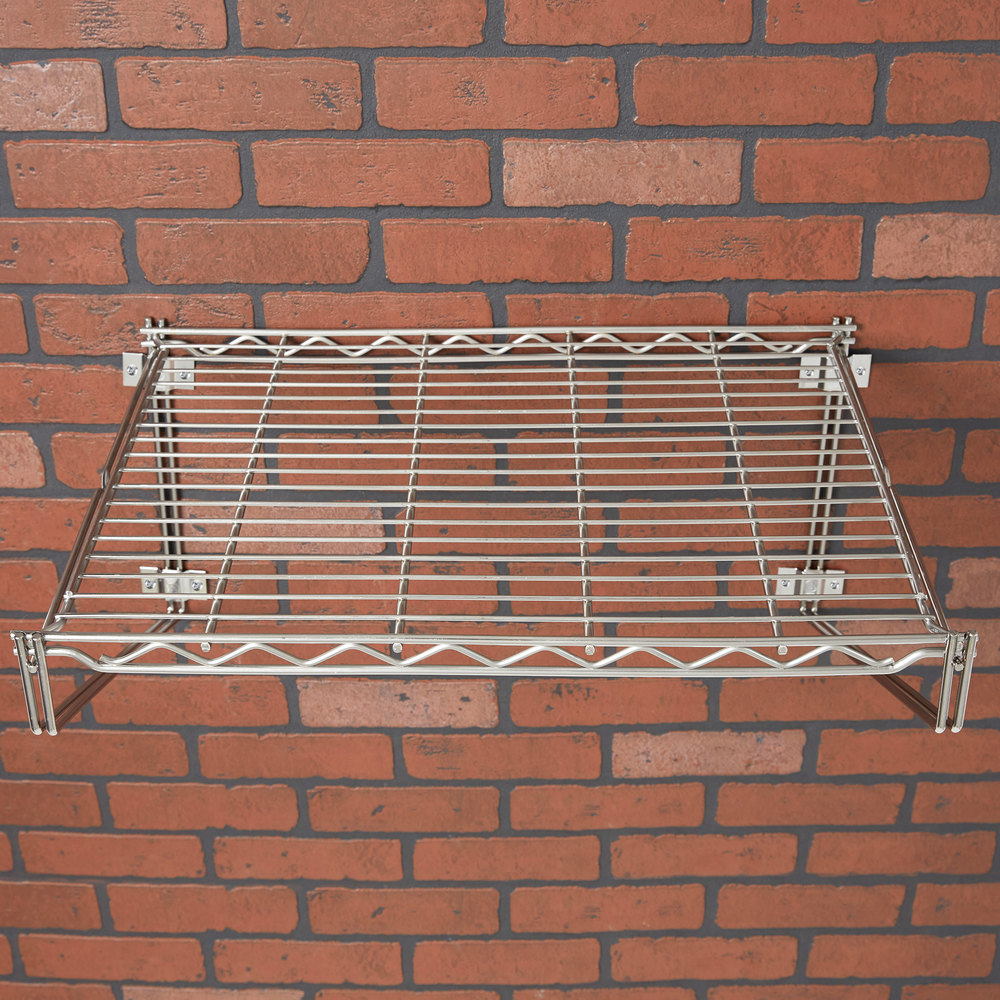 Metro 1824c 18 Quot X 24 Quot Erecta Chrome Wire Shelf