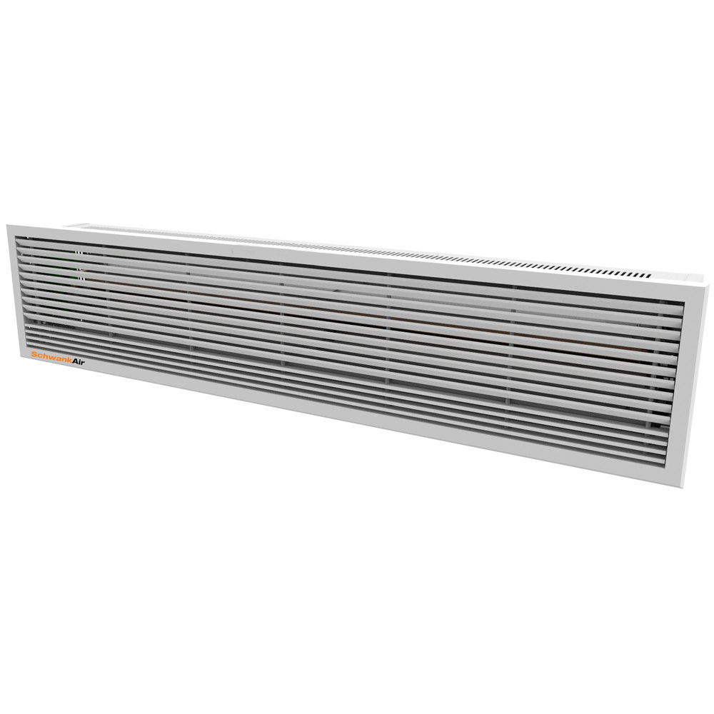 Schwank Ac Ce47 60 R 47 Recessed Air Curtain With Electric