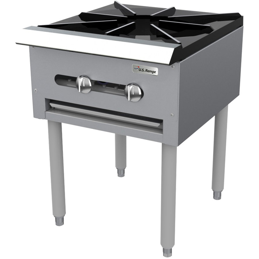 Countertop Stove Prices : ... 1844 Natural Gas Countertop Stock Pot Stove with 6