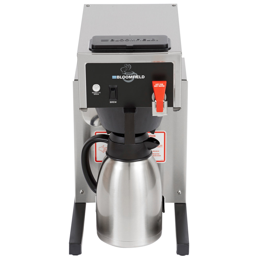 Bloomfield 8782TFL-120C Gourmet 1000 Automatic Low Profile