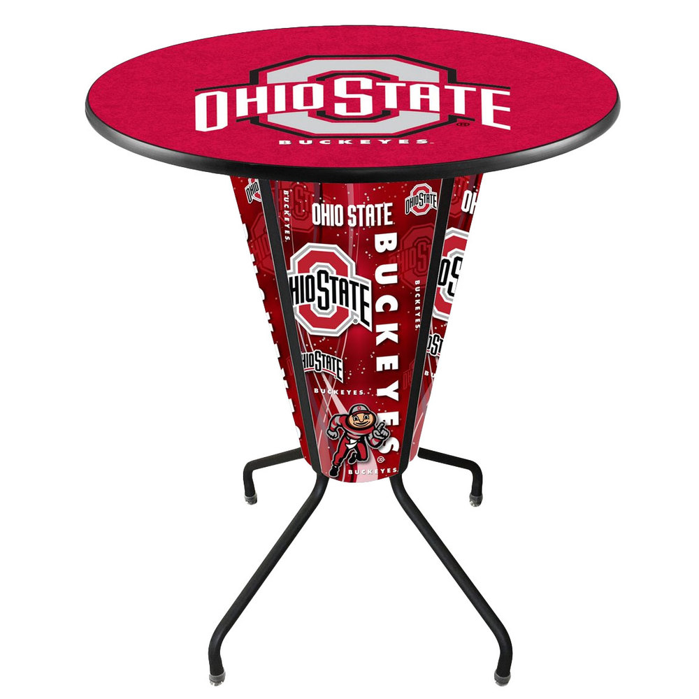 ohio state bar stools