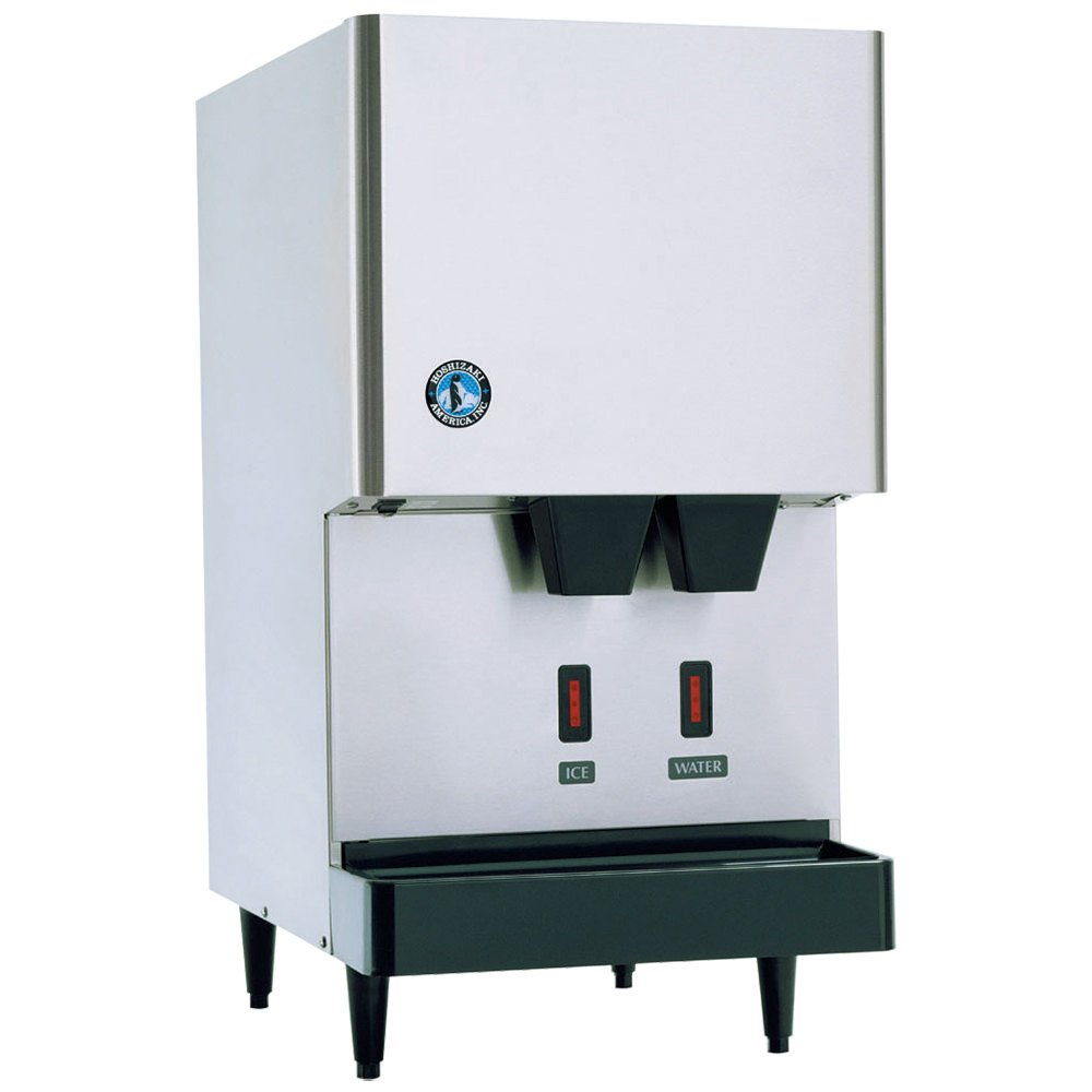 DCM-270BAH-OS Opti-Serve Countertop Ice Maker and Water Dispenser ...