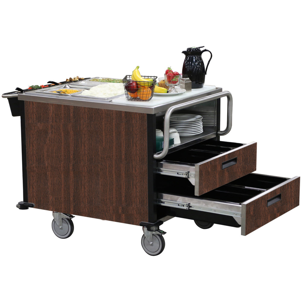 Heated Room Service Carts