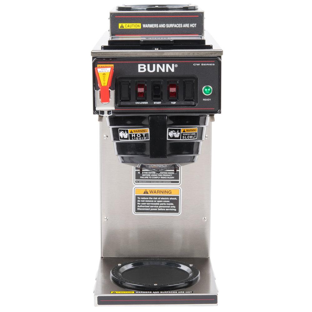 Bunn coffee maker deals