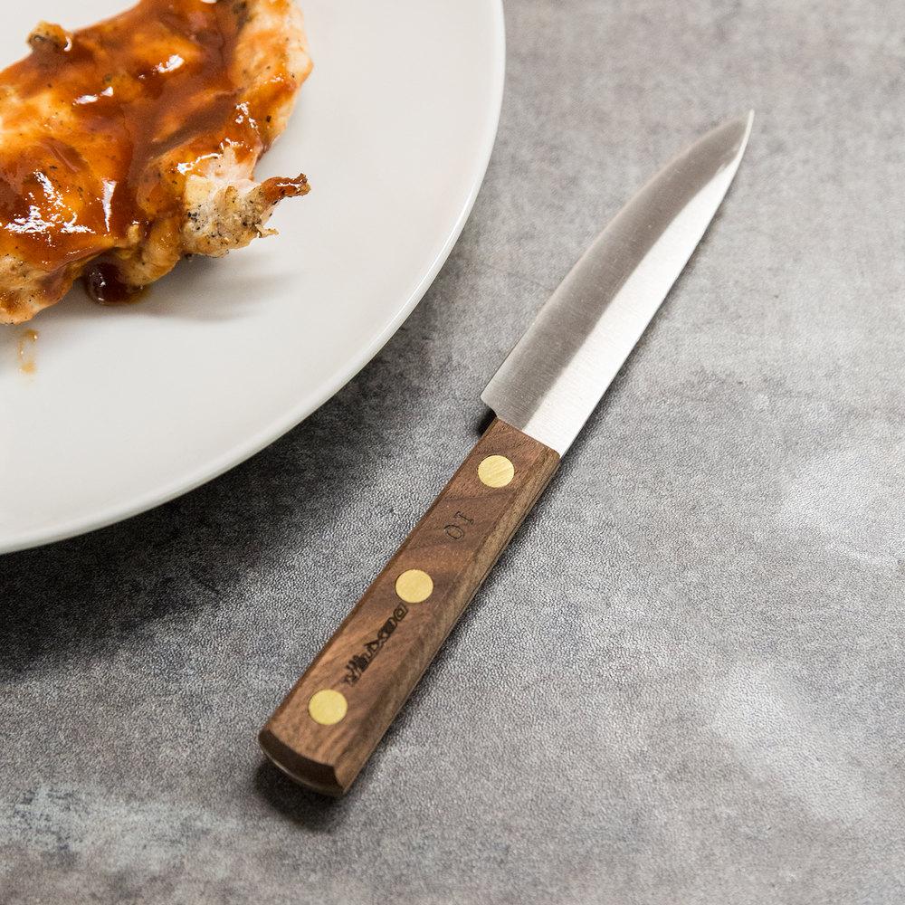 Dexter Russell 20041 Traditional 6 Piece Steak Knife Set