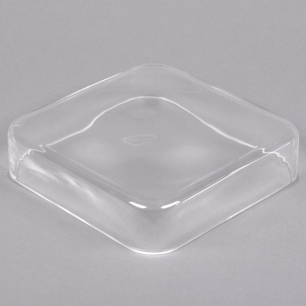 Cal-Mil C938LID Glass Replacement Lid For Cal-Mil 1112 Glass Beverage Dispensers