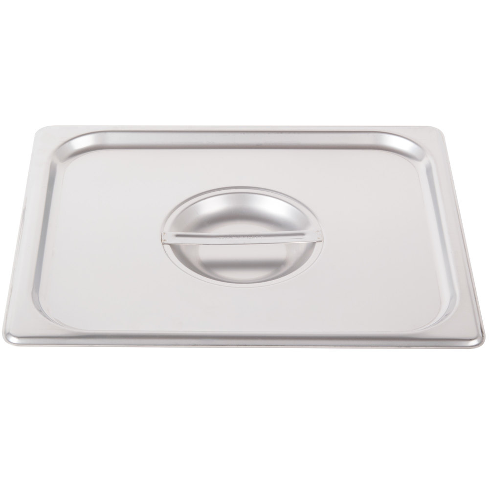 1/2 Size Solid Steam Table / Hotel Pan Cover
