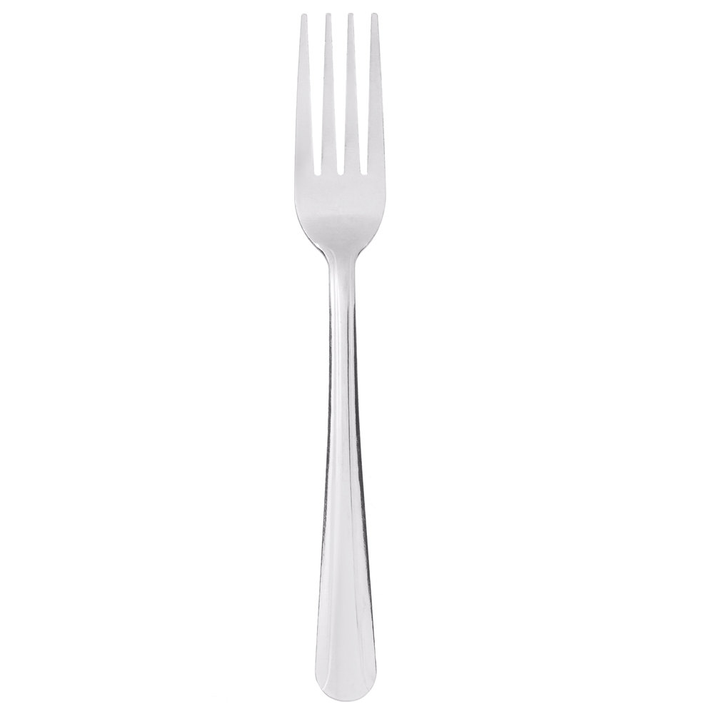 Choice Dominion 7 18 0 Stainless Steel Dinner Fork 12 Case