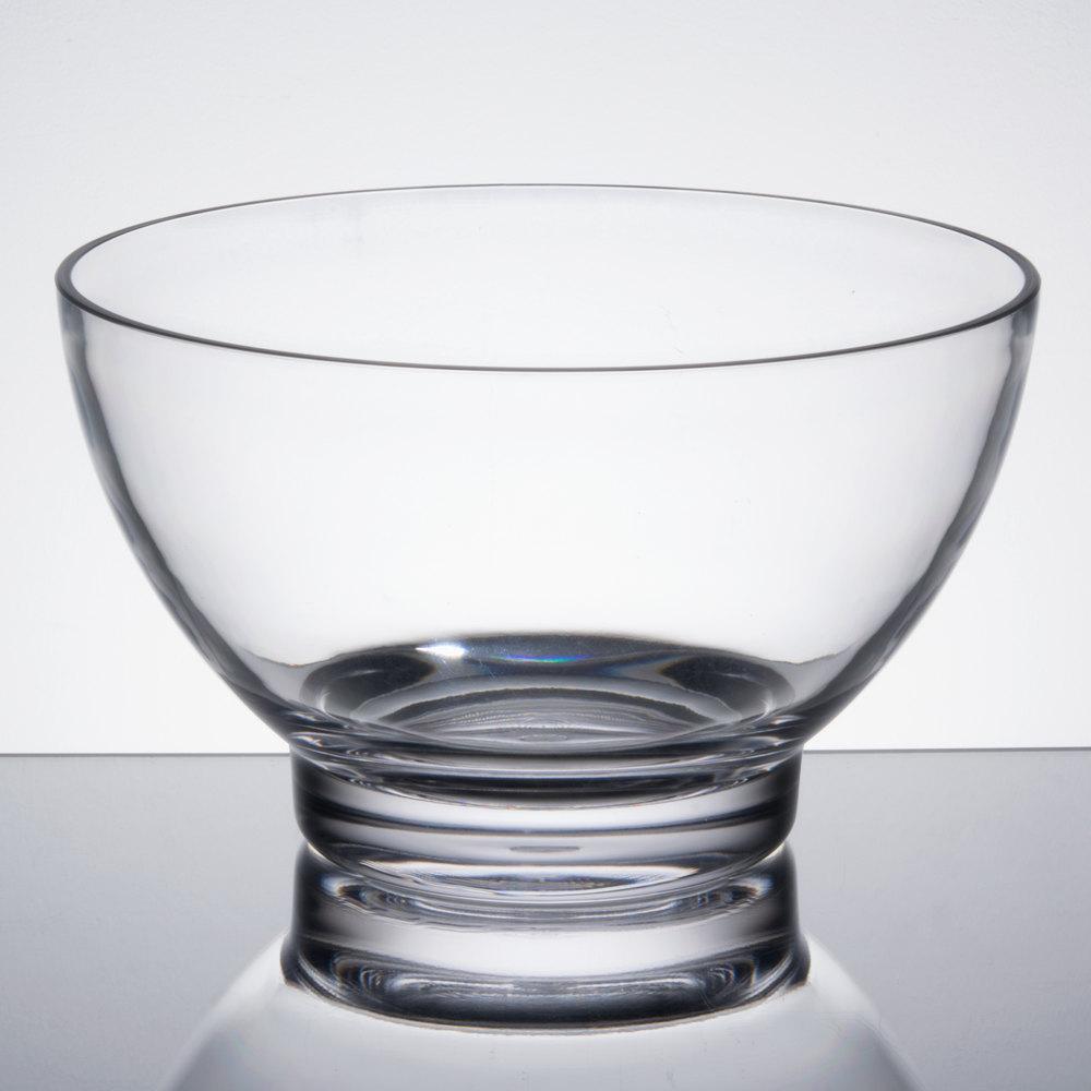 vollrath v927000 qt clear large round acrylic bowl. Black Bedroom Furniture Sets. Home Design Ideas