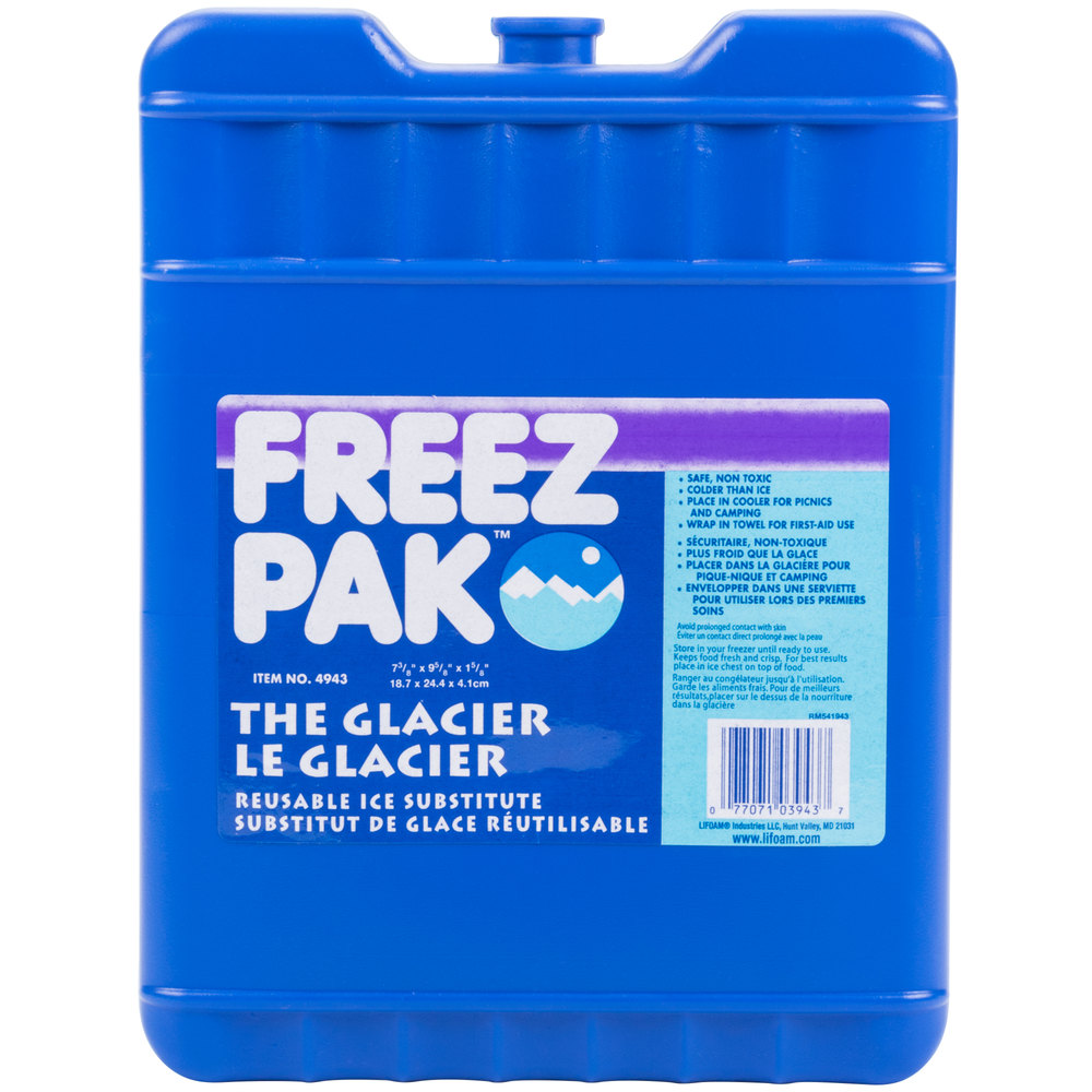 62 Oz Freeze Pack Ice Pack 62 Oz Hard Cold Packs
