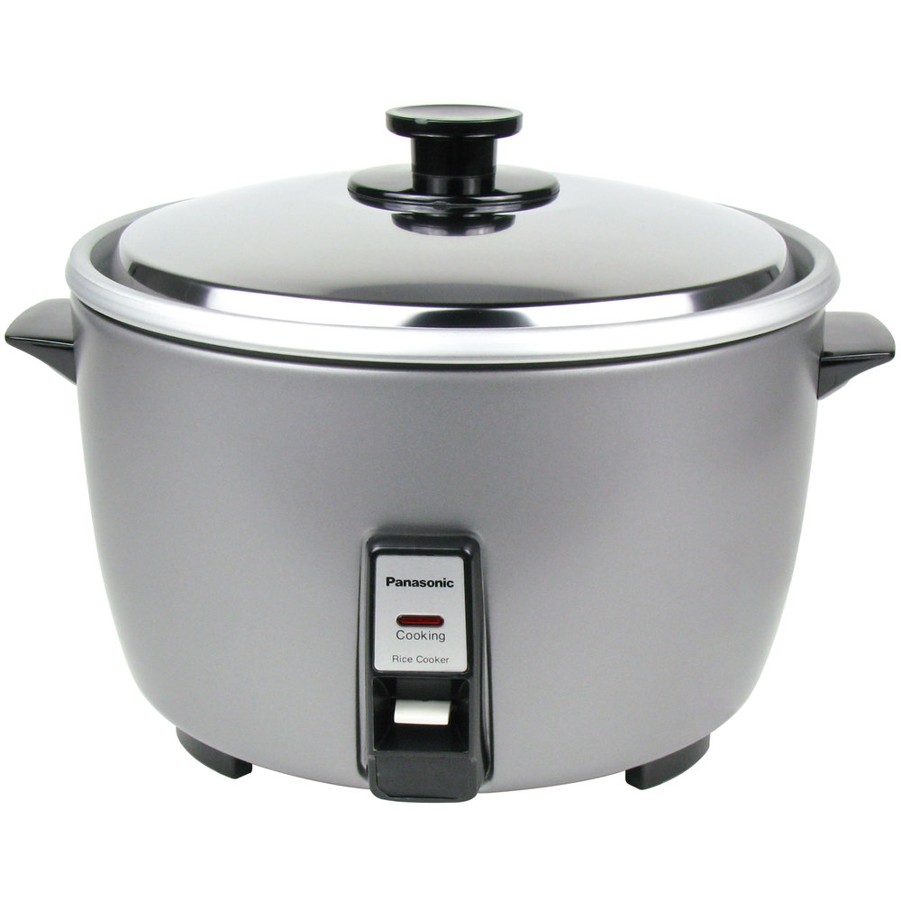 Panasonic SR-42HZP 37 Cup (23 Cup Raw) Rice Cooker / Warmer - 120V | Rice Cooker Panasonic Sr 42hzp Wiring Diagram |  | WebstaurantStore