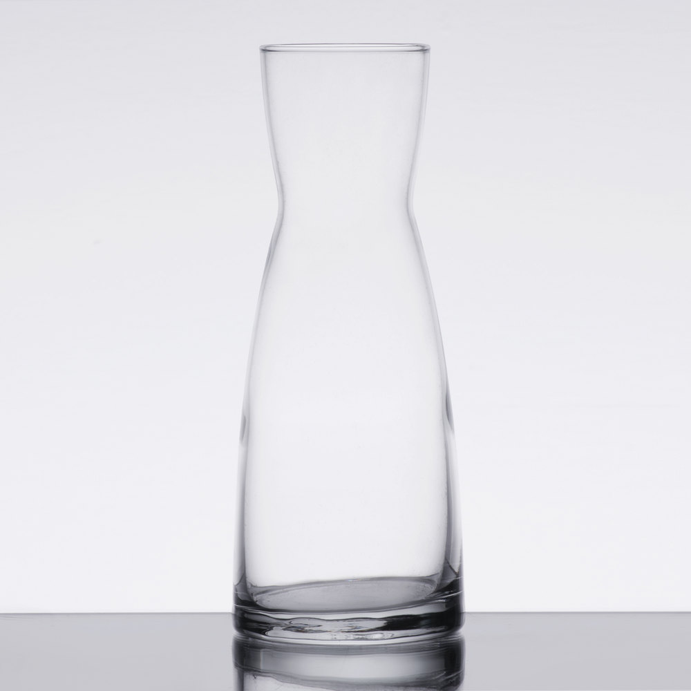 Libbey 701 10 Oz Glass Carafe 12 Case