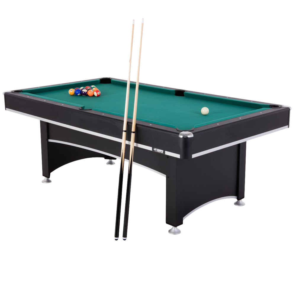 Triumph 45 6840 phoenix 7 39 billiard pool table with table tennis conversion top and accessories - Billiard table accessories ...