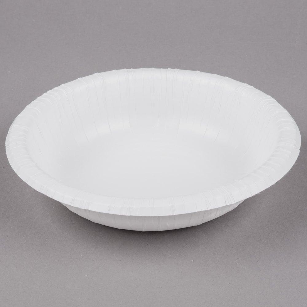 Creative Converting 173272 20 Oz White Paper Bowl 200 Case