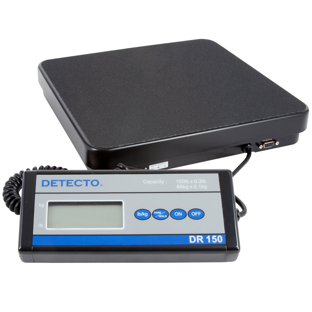 main picture - Detecto Scales