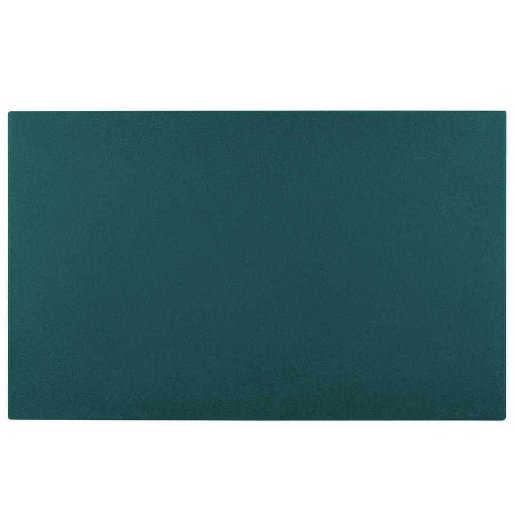 "Cambro WCR1220192 Granite Green Full Size Well Cover For CamKiosk and Camcruiser Vending Carts 21""L x 13""W x 2""H"