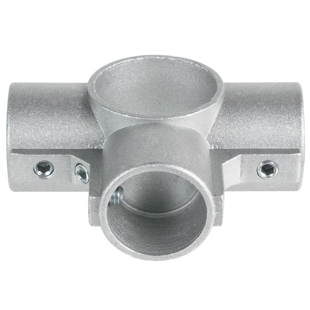 Regency Aluminum Joint Socket with Three Connections
