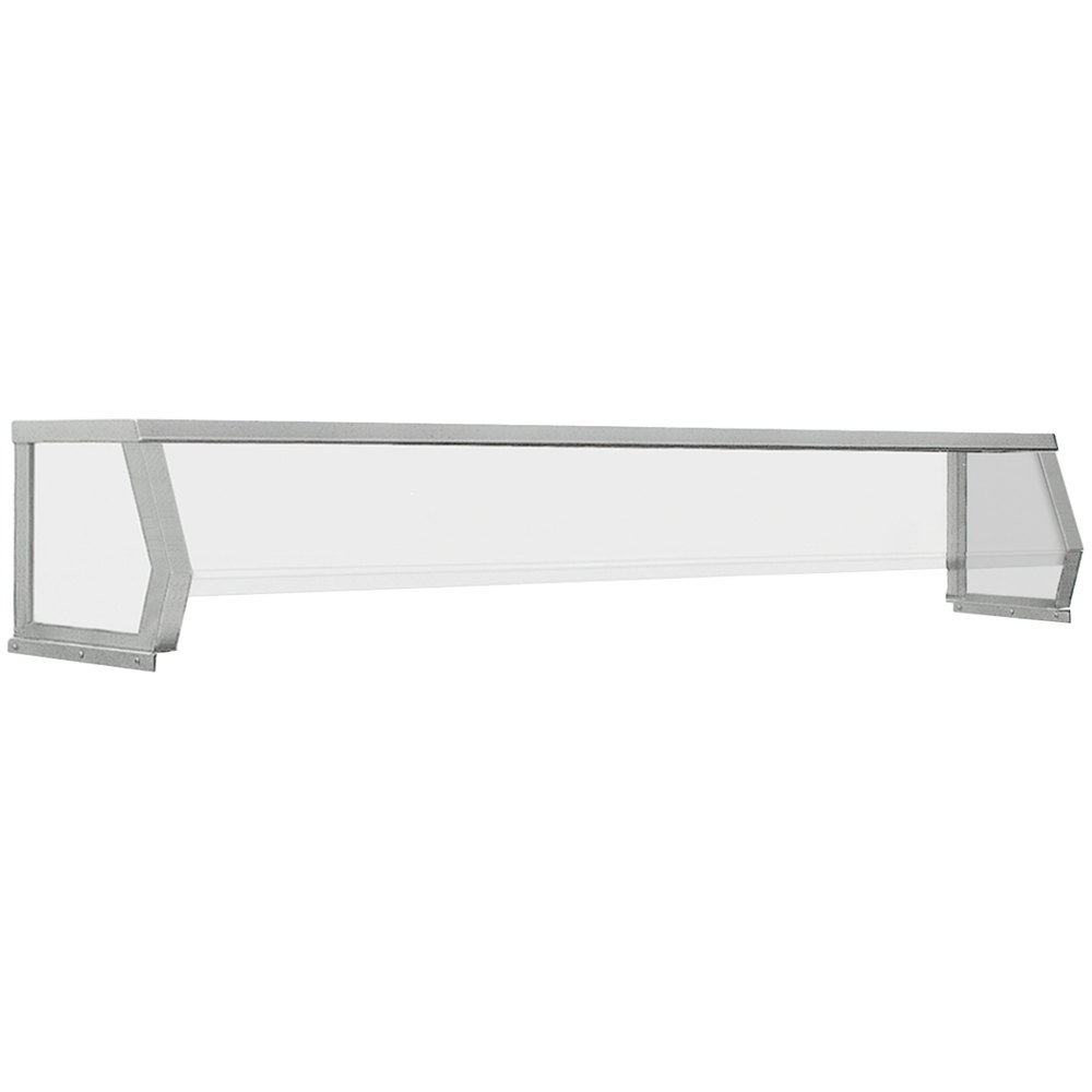 "Eagle Group DSSP-HT5 79"" Deluxe Stainless Steel Serving Shelf"