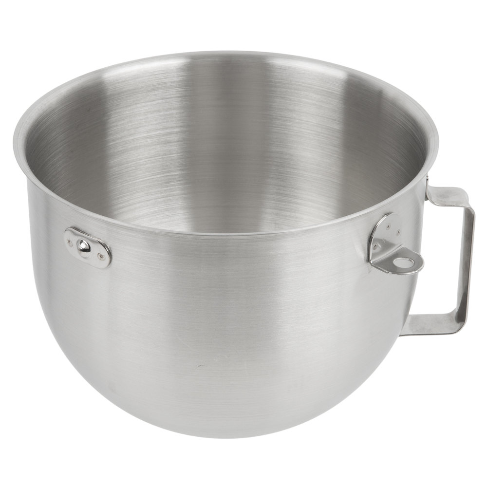 KitchenAid KN25NSF Brushed Stainless Steel 5 Qt. NSF