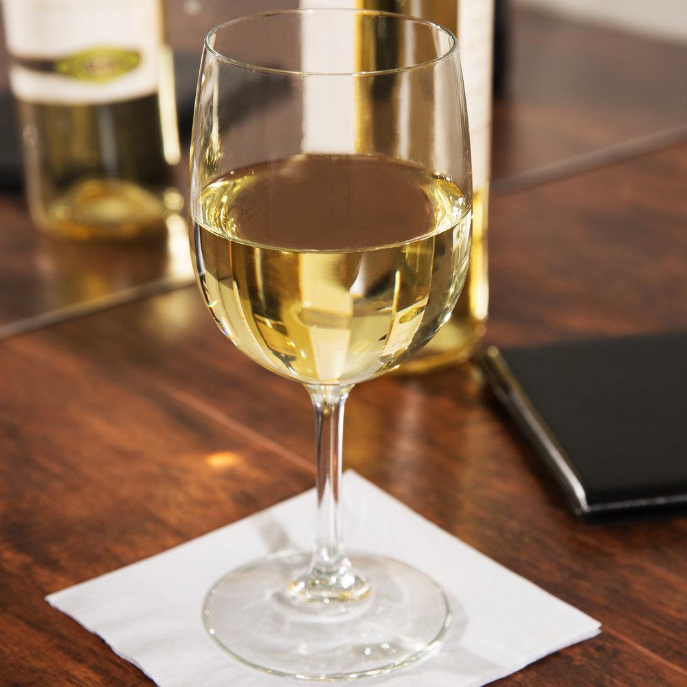 Libbey 8573sr bristol valley 13 oz white wine glass 24 case for Large white wine glasses