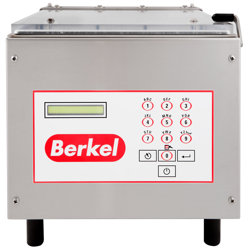 "Berkel 250 Chamber Vacuum Packaging Machine with 12 1/2"" Seal Bar"