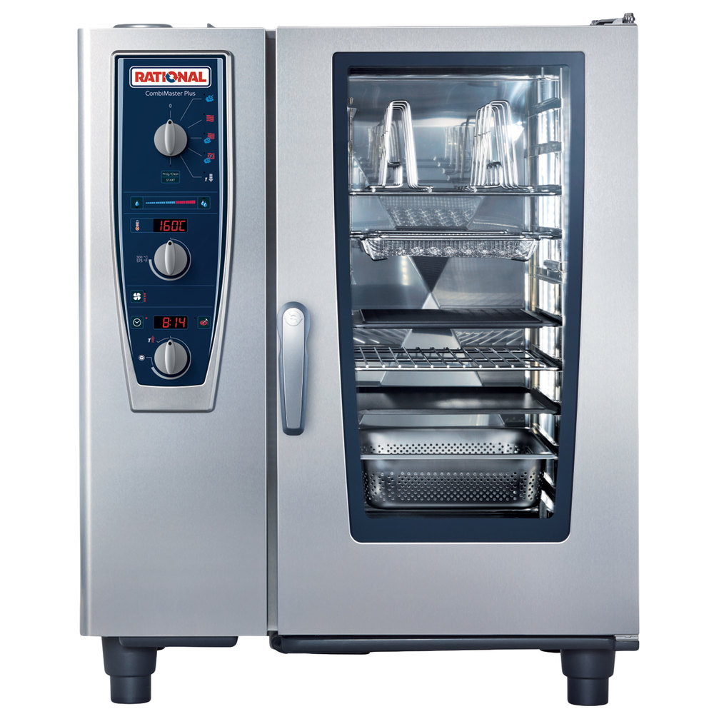 Rational CombiMaster Plus Model 101 B119106.43.202 Single Electric ...
