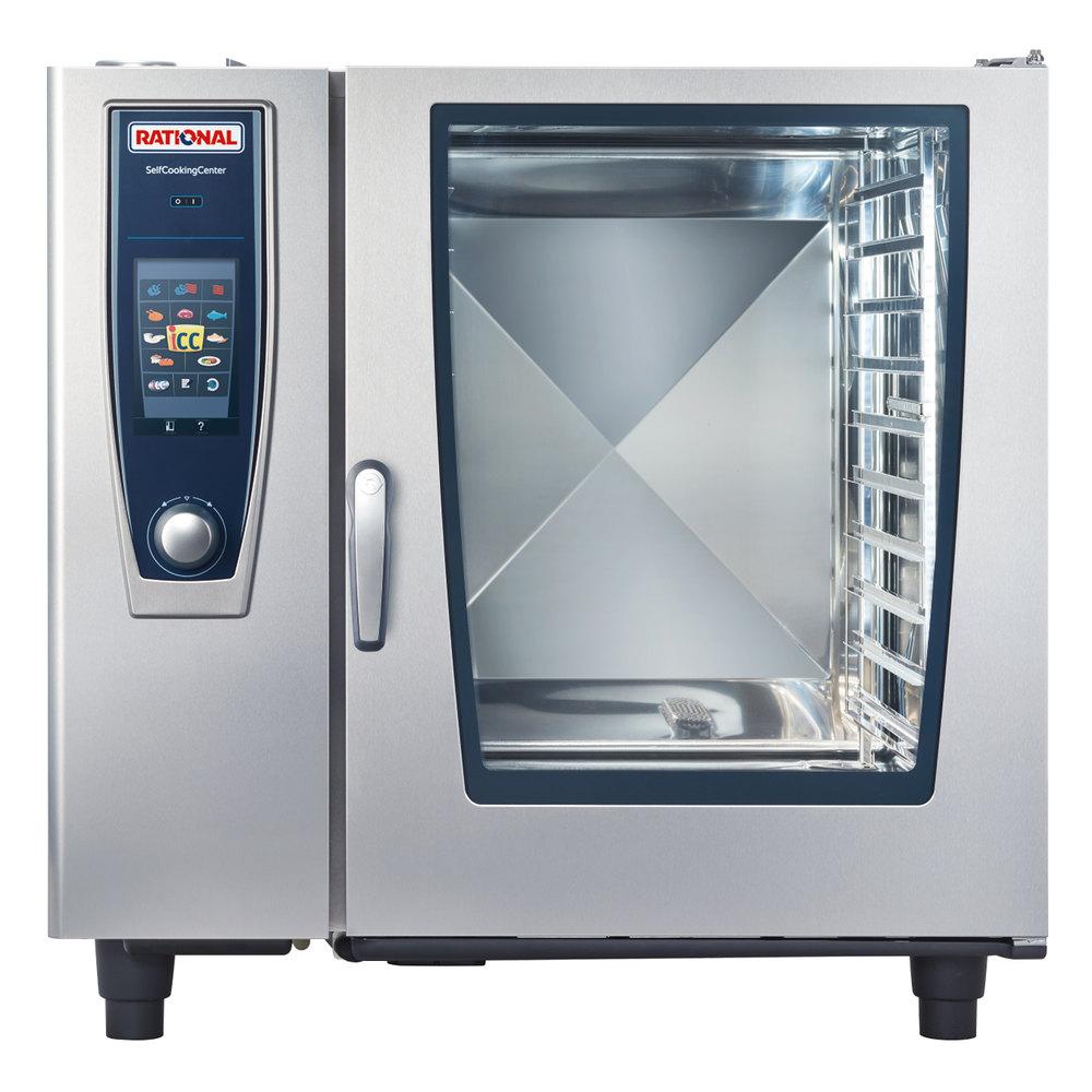 Rational Selfcookingcenter 5 Senses Model 102 B128206 19d Liquid Propane Combi Oven  240v