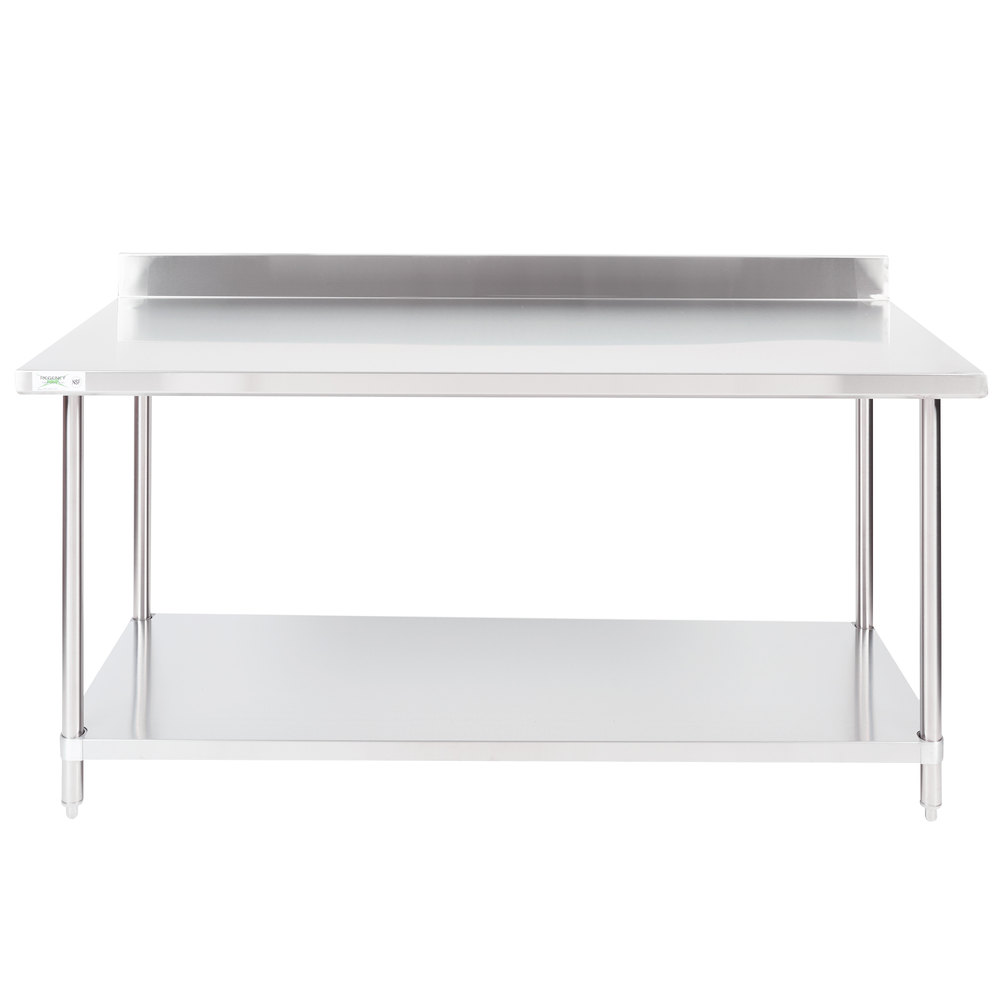 ... Stainless Steel Commercial Work Table With 4. Main Picture ...