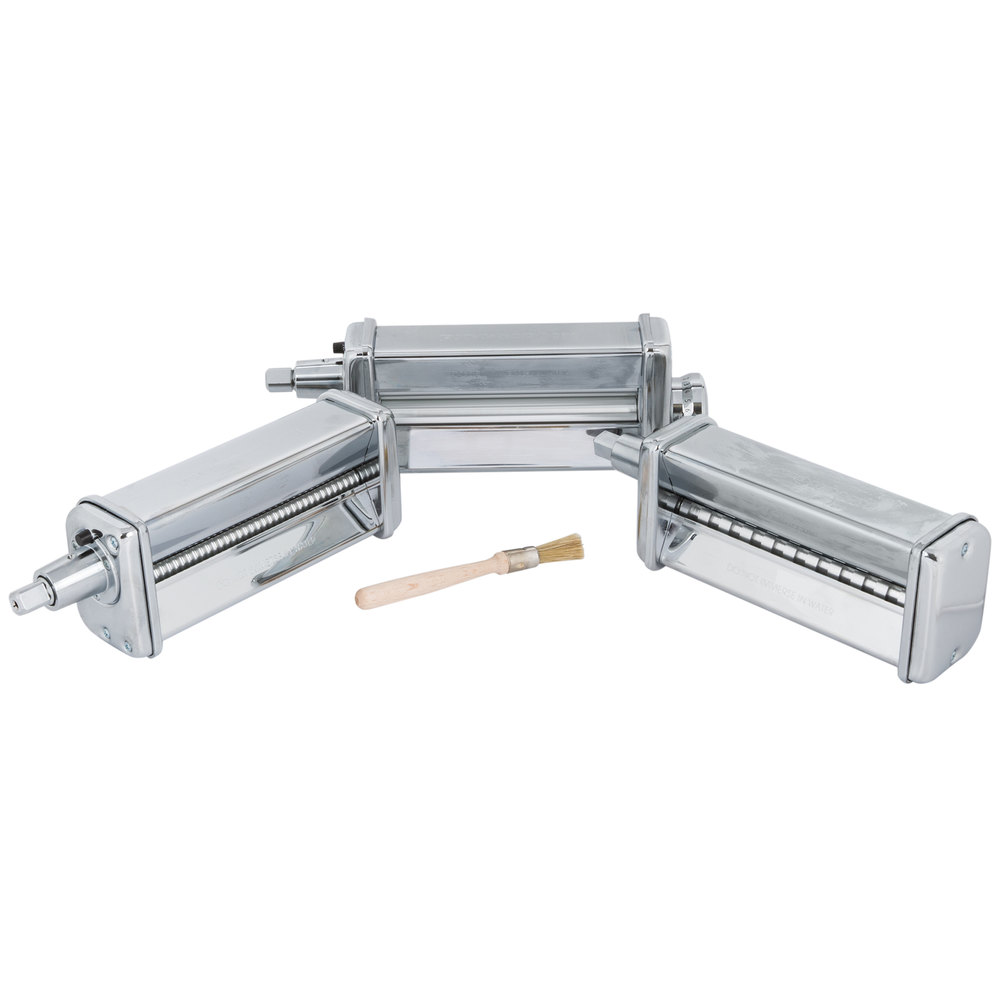 KitchenAid KSMPRA Pasta Roller Attachment and Cutter Set for ...