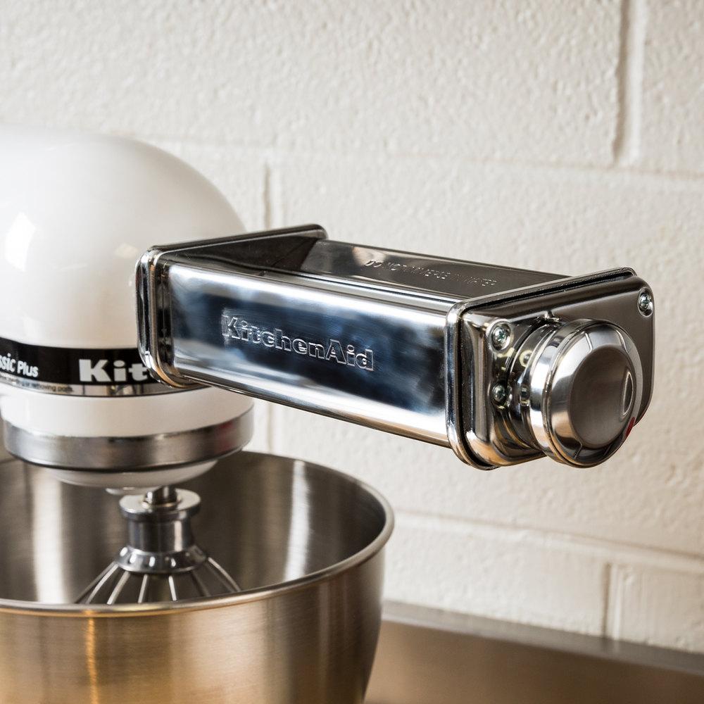 Kitchenaid Ksmpra Pasta Roller Attachment For Stand Mixers