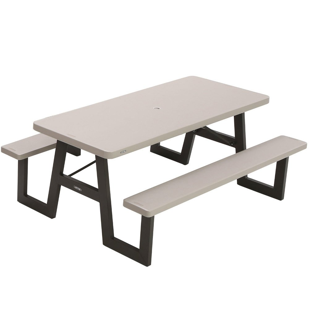lifetime folding tables lifetime 60030 29 quot x 72 quot rectangular white w frame folding 28659