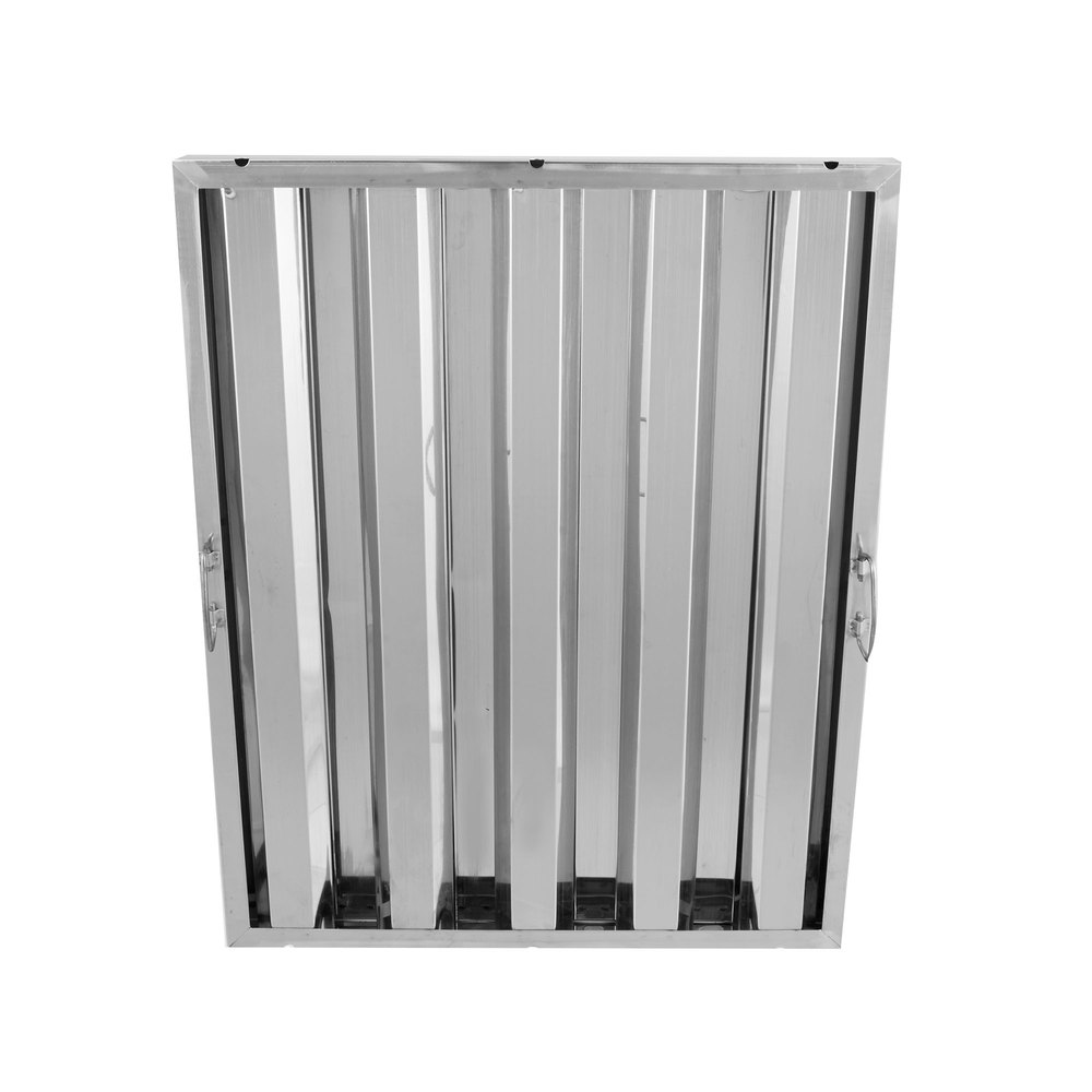 "25"" x 20"" x 2"" Stainless Steel Hood Filter"