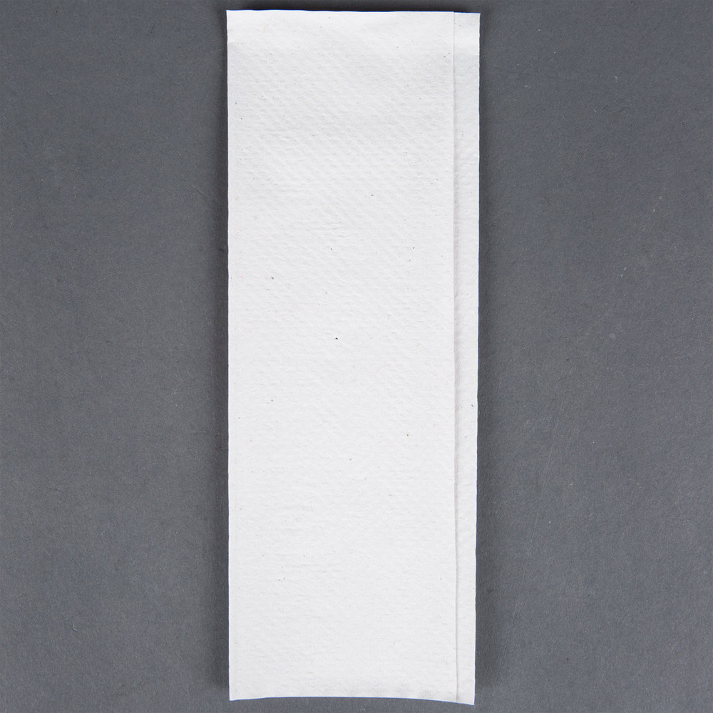 Lavex Janitorial M-Fold (Multifold) Towel White 4000 / Case