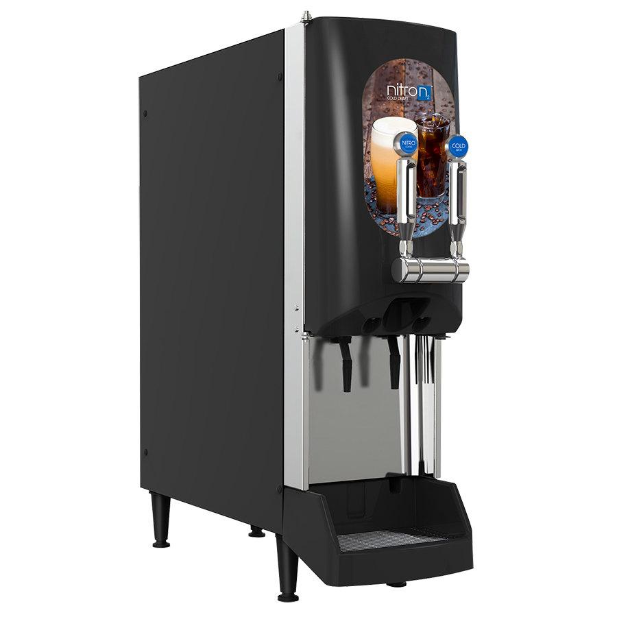 Bunn 516000018 Nitron Cold Draft Countertop Coffee Dispenser 120v Parts Catalog Wiring Diagram