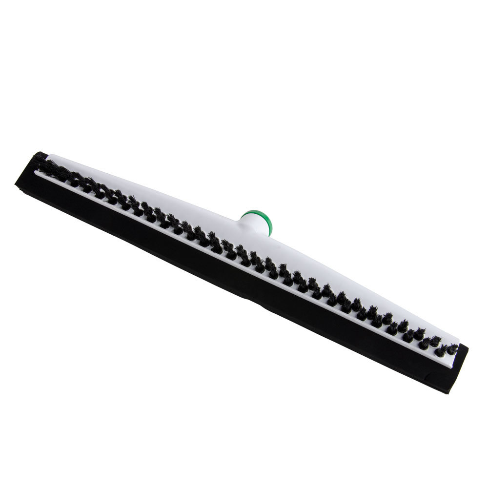 "Unger PB55A 22"" Floor Squeegee with Sanitary Brush"