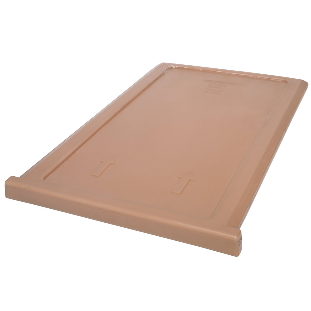 Cambro 300DIV157 ThermoBarrier - Coffee Beige