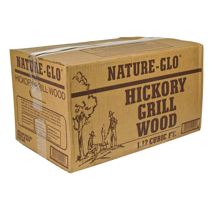 Hickory wood logs lb