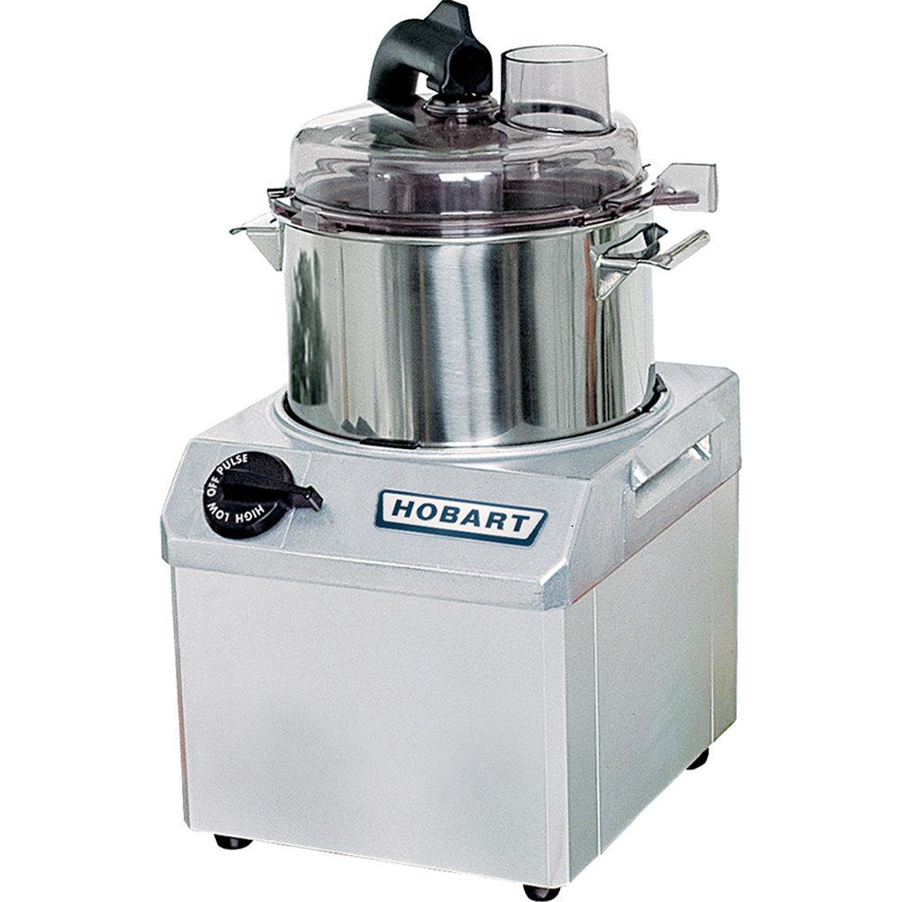 Hobart FP41-1 Food Processor with 4 Qt. Bowl - 3/4 hp