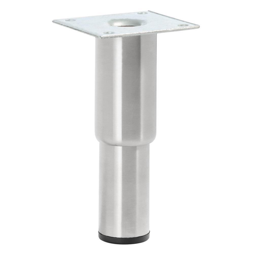 Regency 5 inch - 7 inch Adjustable Stainless Steel Leg